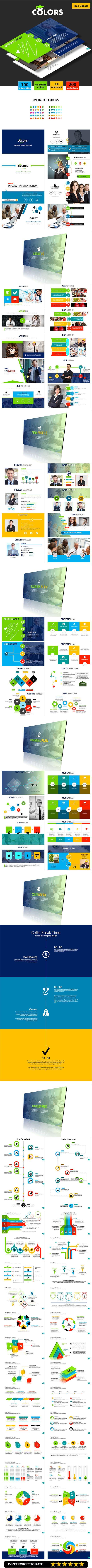 Colors  Powerpoint Business Presentation  Business Presentation