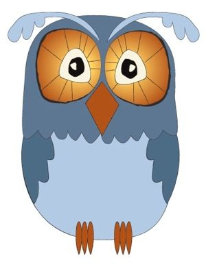i challenged myself to create an owl with fewer geometric shapes from owladaywordpresscom