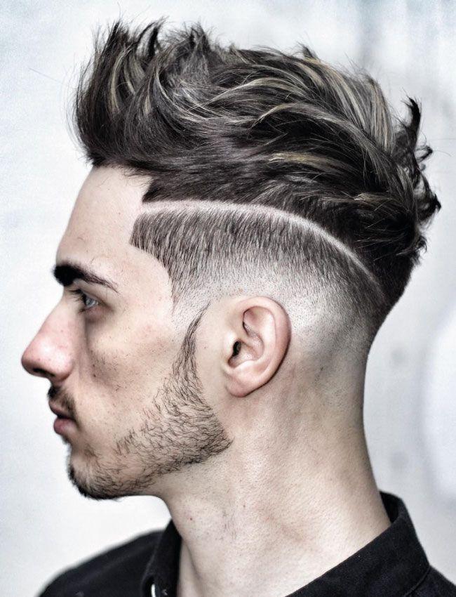 Imagen de corte de cabello caballero
