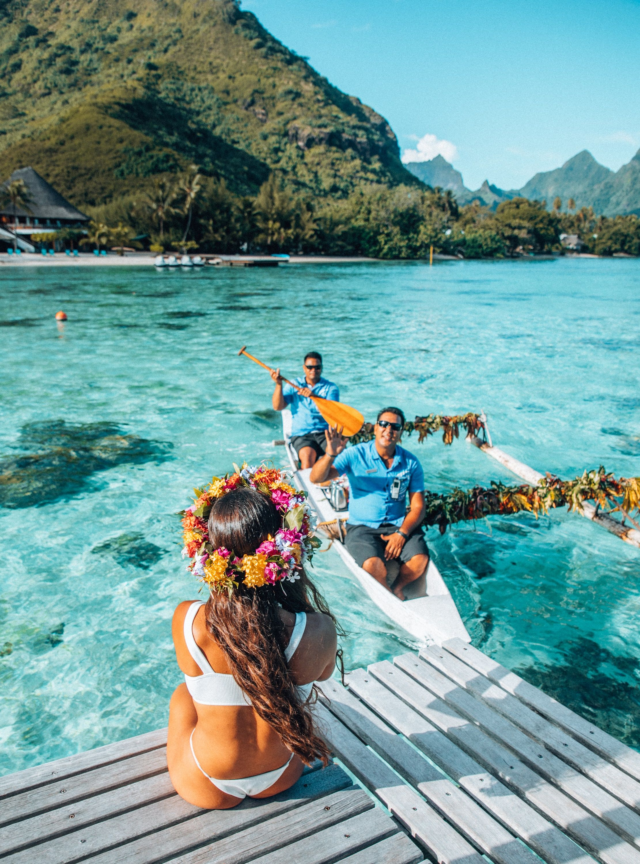Hilton Moorea Lagoon Resort And Spa Travel Tahiti Tahiti