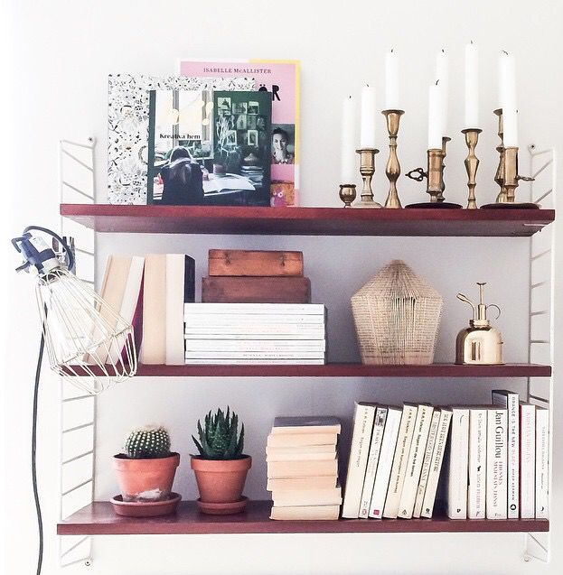 stringhylla em möbler
