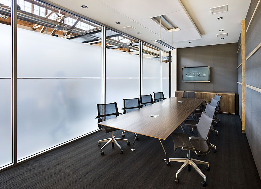 Frosted Glass Conference Room Office Ideas Pinterest - Frosted glass conference room table