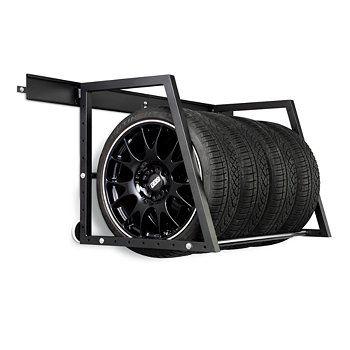 Heavy Duty Wall Mounted Tire Storage Rack Garage Accessories Dekor Garazha Idei Dlya Hraneniya Garazhnye Stellazhi