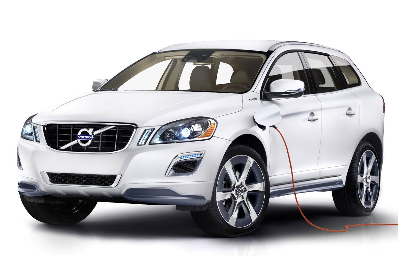 The 2015 volvo xc60 hybrid extraordinaire