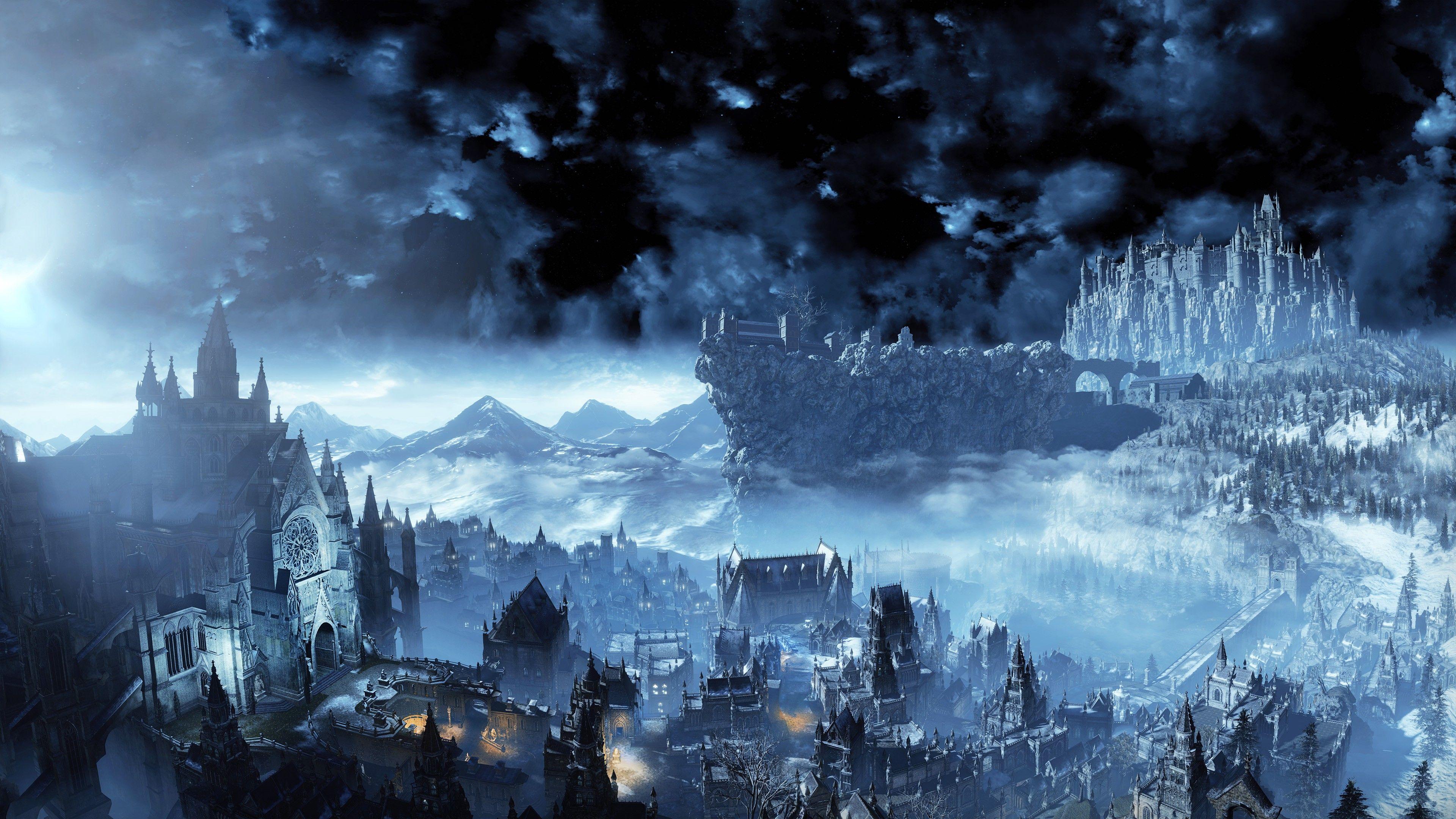 Dark Souls Iii Irithyll Screen Shot Wallpaper No 423560