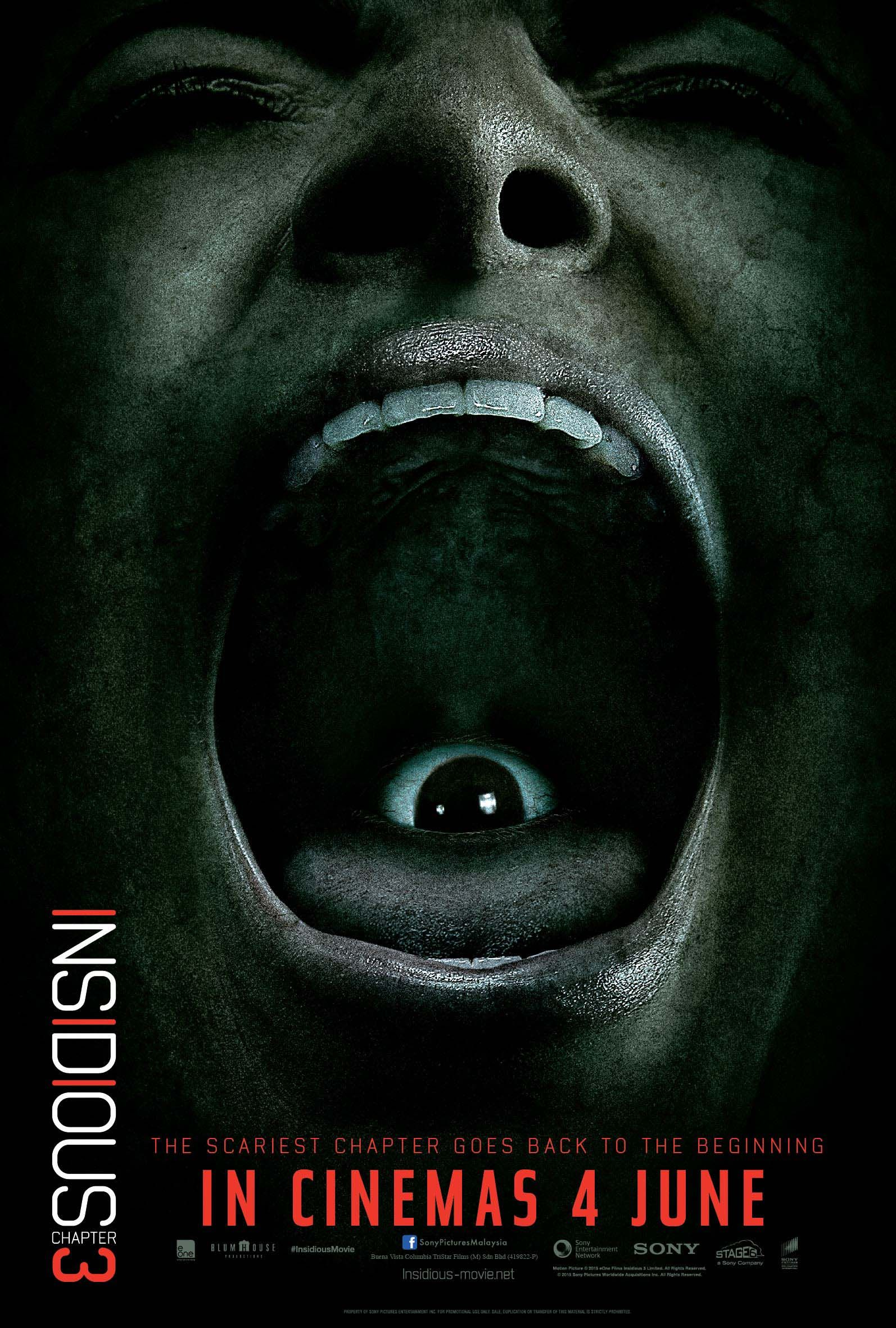 Insidious Chapter 3 Review 4 5 Stars