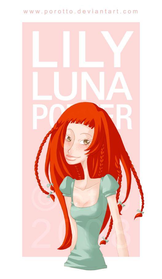 Lily by Lucía Ottomano [©2008]