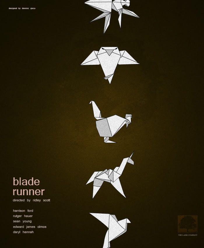 Blade Runner Origami
