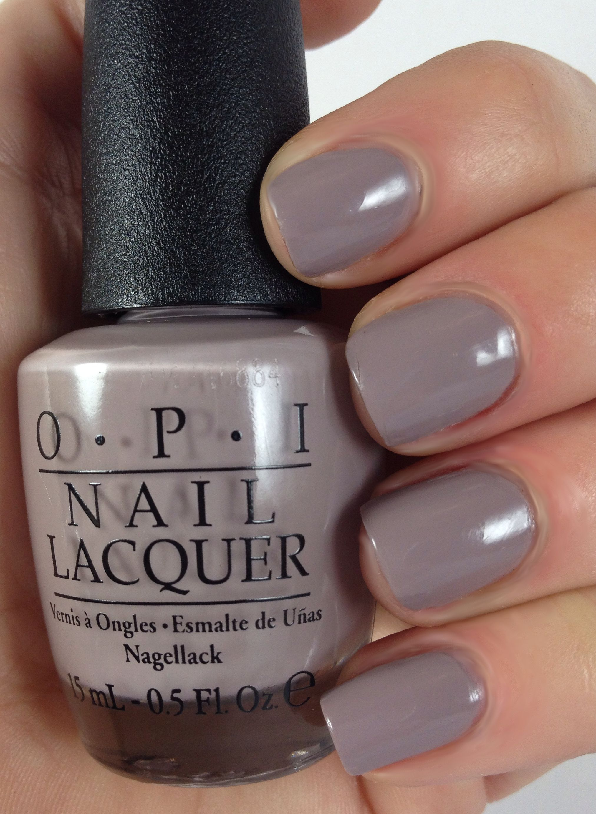 OPI Taupe-less Beach #BRAZILOPI #OPILovers #nails #taupe | Perfect ...