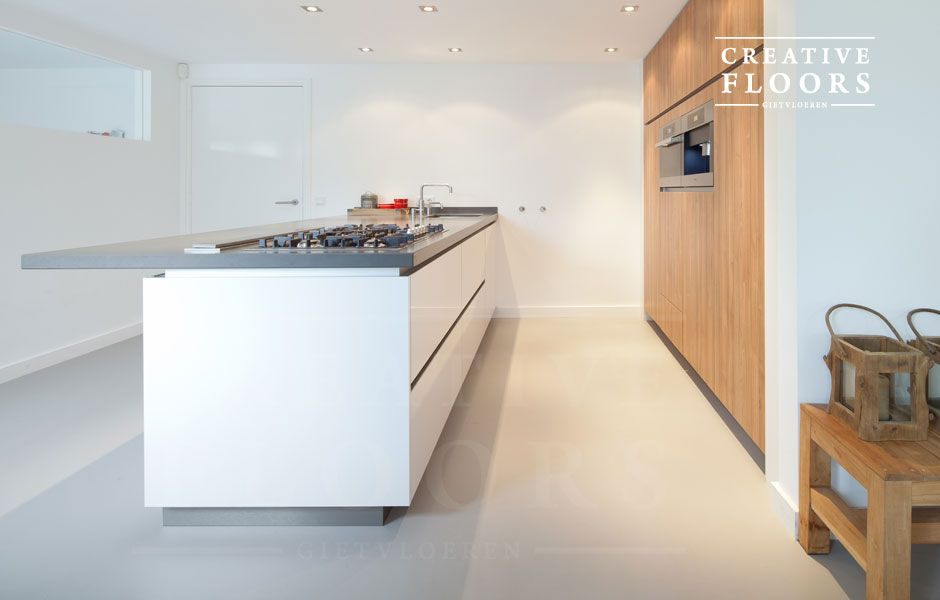 Gietvloer Kitchens Keuken : Gietvloer keuken google zoeken keuken kitchens