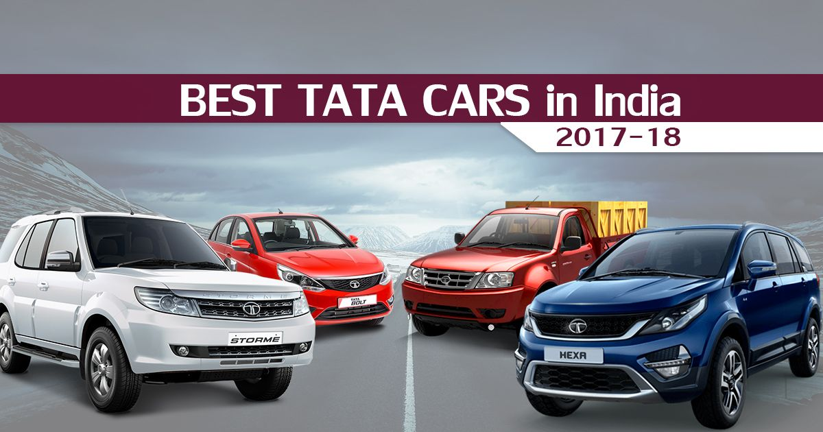 See the list of new Tata Motors cars available for sale in