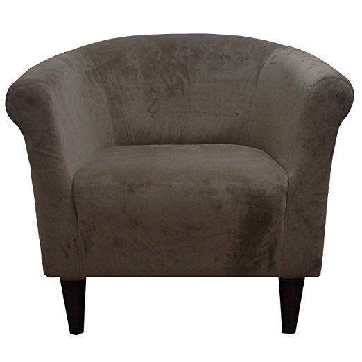 Firkin Accent Chair Mocha Amazon Ca Home Kitchen Home