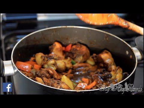 Caribbean Stew Chicken Jamaican Stew Chicken Chef Ricardo Cooking Youtube Stew Chicken Recipe Stew Chicken Recipe Jamaican Stew Chicken Caribbean