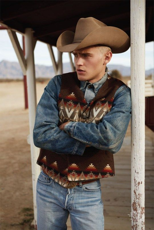 Mens western wear, Cowboy outfits