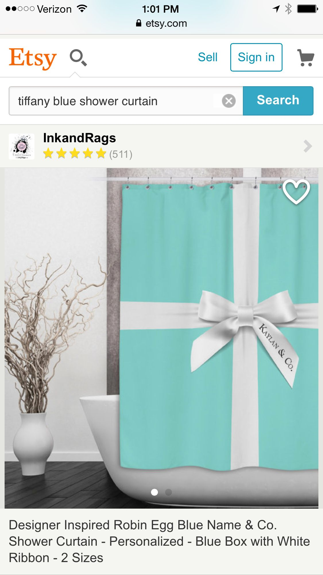 Favorite Shower Curtain Possible Diy Project Tiffany Blue