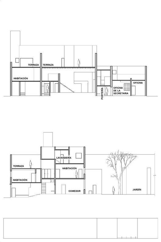 Galeria De Clasicos De Arquitectura Casa Estudio Luis Barragan Luis Barragan 3 Luis Barragan Luis Barragan Arquitecto Arquitectura Latinoamericana