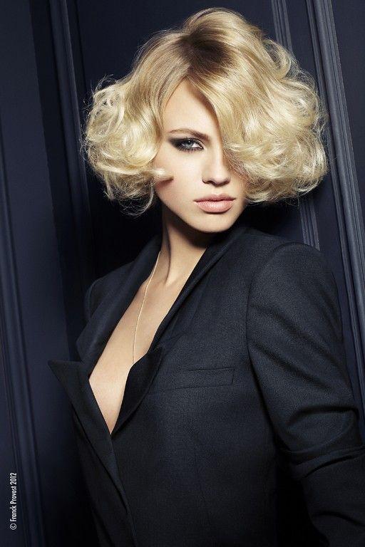 Coupe de cheveux fashion femme 2012