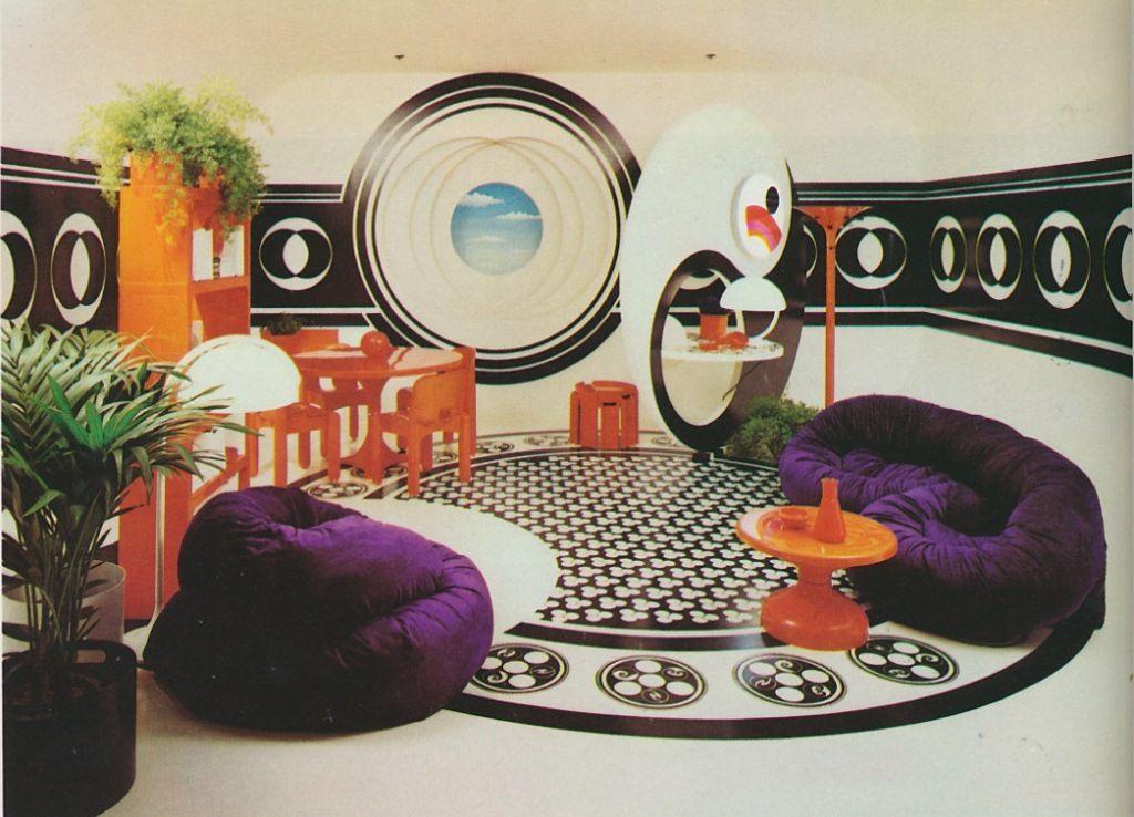 Barbara d arcy by designing hyper modern model rooms
