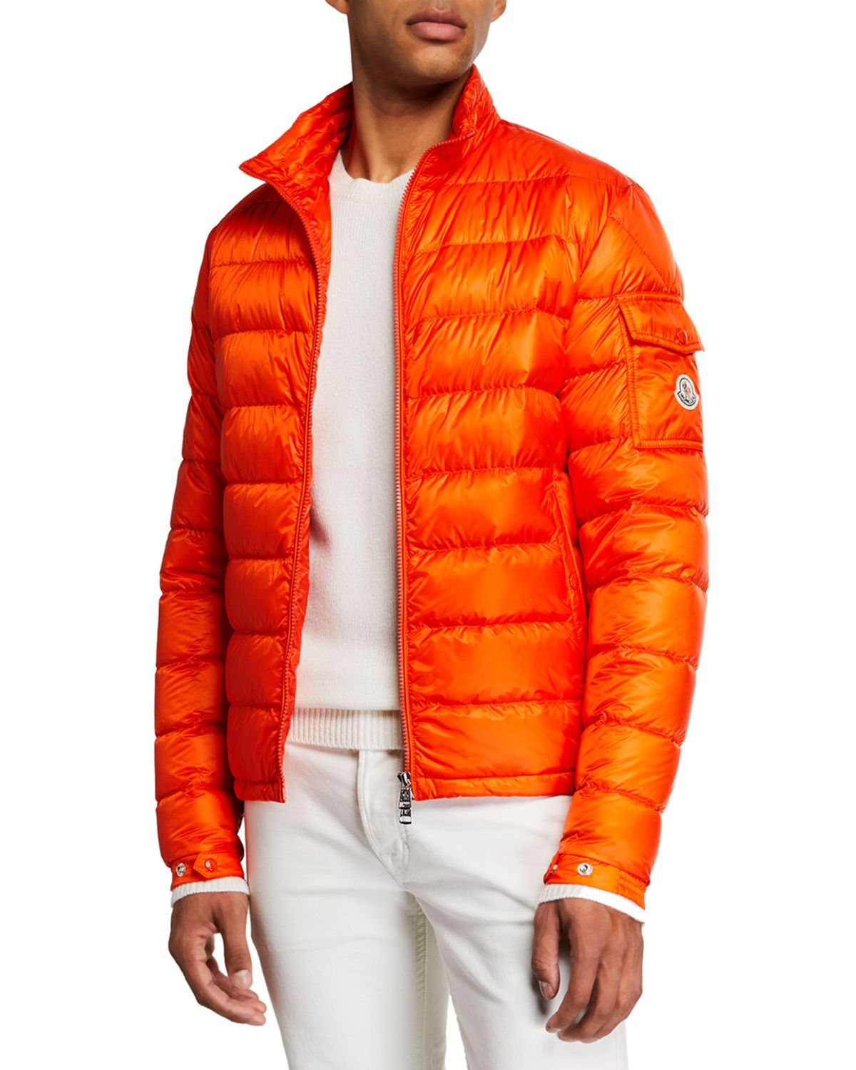 6fd041d298d0a MONCLER MEN'S LAMBOT PUFFER JACKET. #moncler #cloth | Moncler in ...