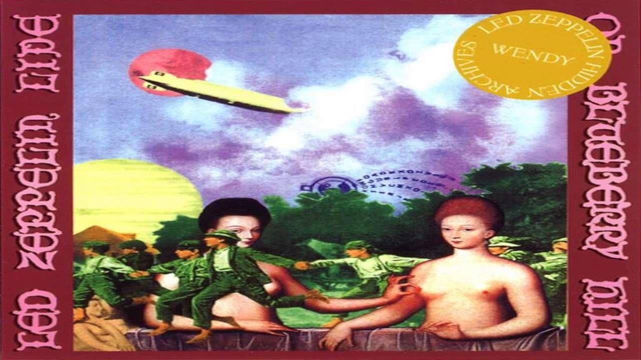 Led Zeppelin Blueberry Hill 1970 Full Album Recorded
