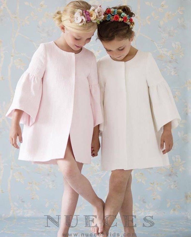 b6136bdb3 De @nueceskids nos gusta todo los abrigos las niñas y por supuesto que nos  elijan