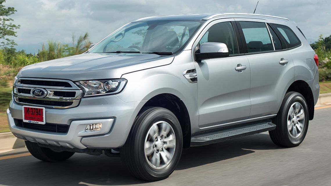 Ford Everest 2015 Review Ford Endeavour Ford Bike Reviews