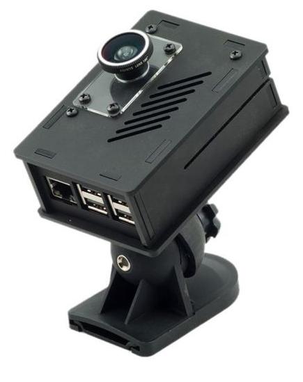 Veremos como con una Rasberry Pi , una cámara CSI  y una lente  podemos crear un potente sistema de vigilancia de una forma muy sencilla