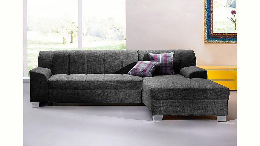 Wohnzimmer couch ~ Inosign polsterecke wahlweise mit bettfunktion jetzt bestellen