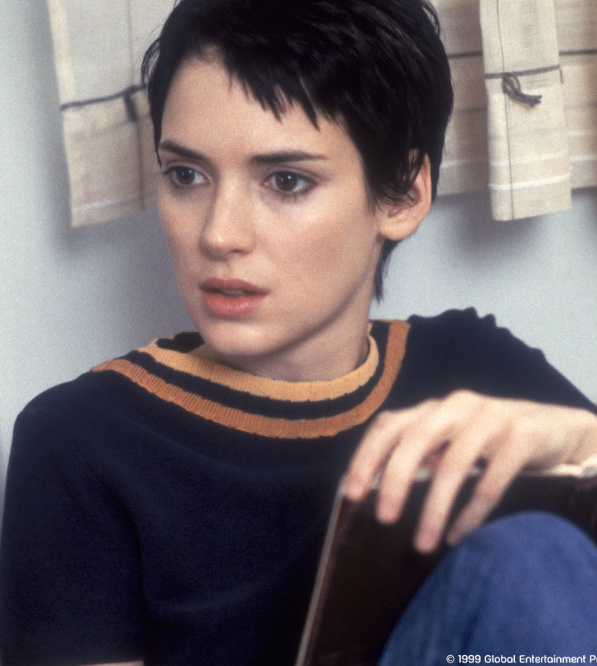 Winona Ryder As Susanna Kaysen In Girl, Interrupted
