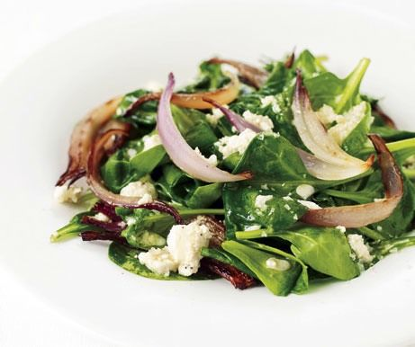Spring Eating: 7 Variations on a Spinach Salad