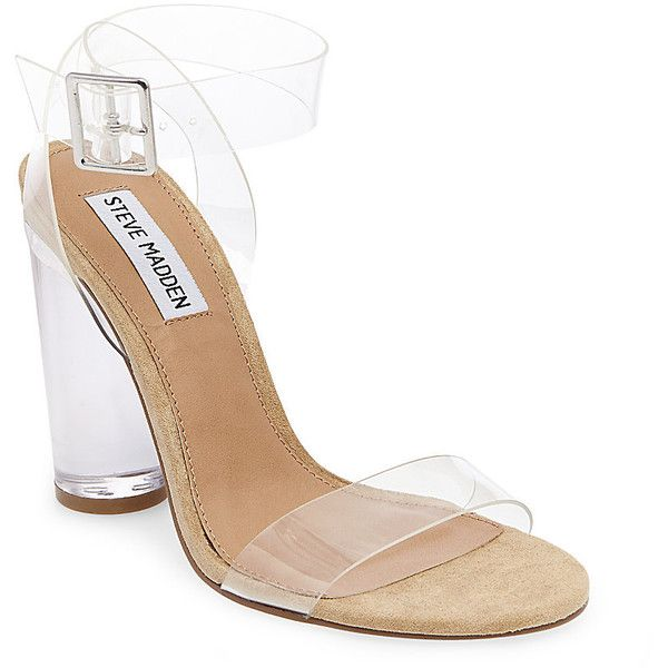 Steve Madden Women's Clearer Sandals ($100) liked on ...