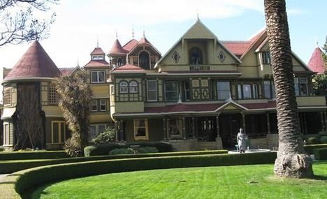 Smartertravel The Best Trips Start Here Winchester Mystery House Winchester House Mansions