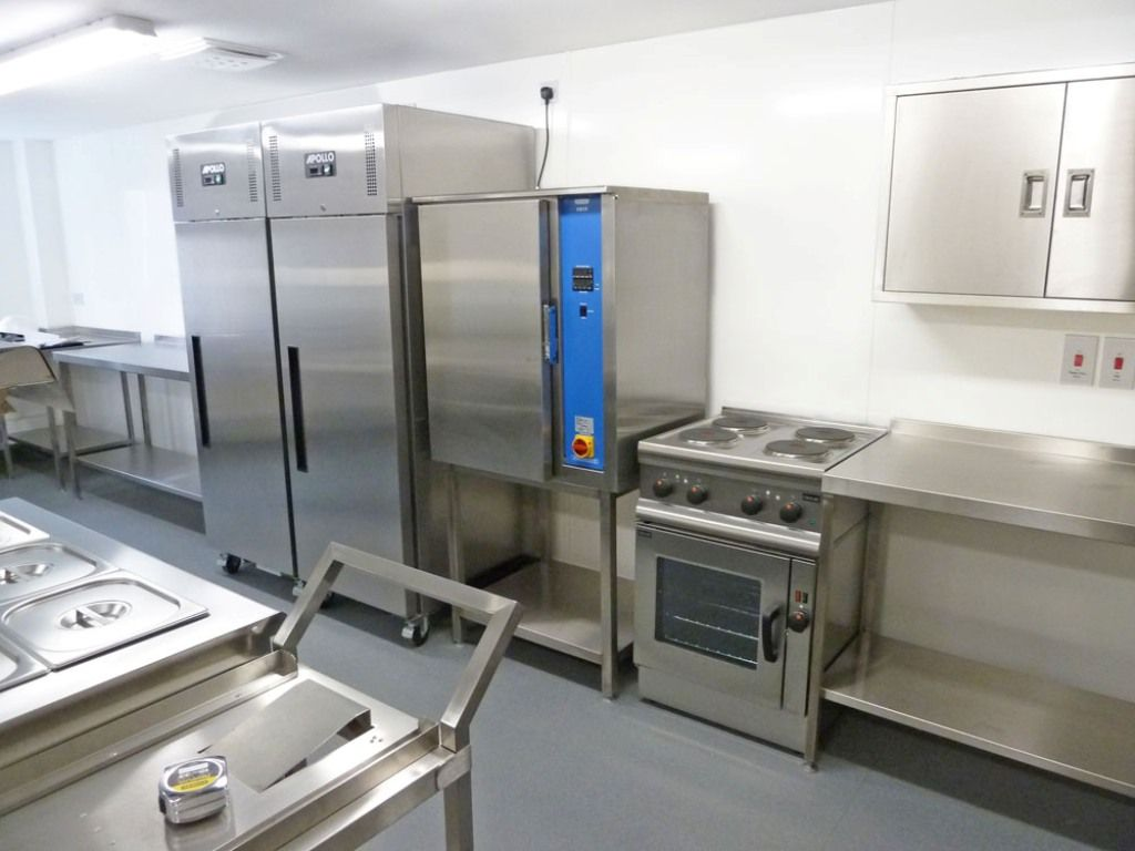 Commercial Kitchen Small Equipment 2  Commercial Kitchen Design Amusing Professional Kitchen Design Ideas Design Decoration