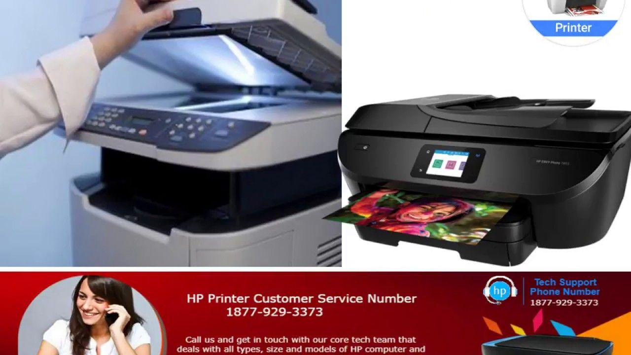 Assist and support service for HP Printer 1877 929 3373