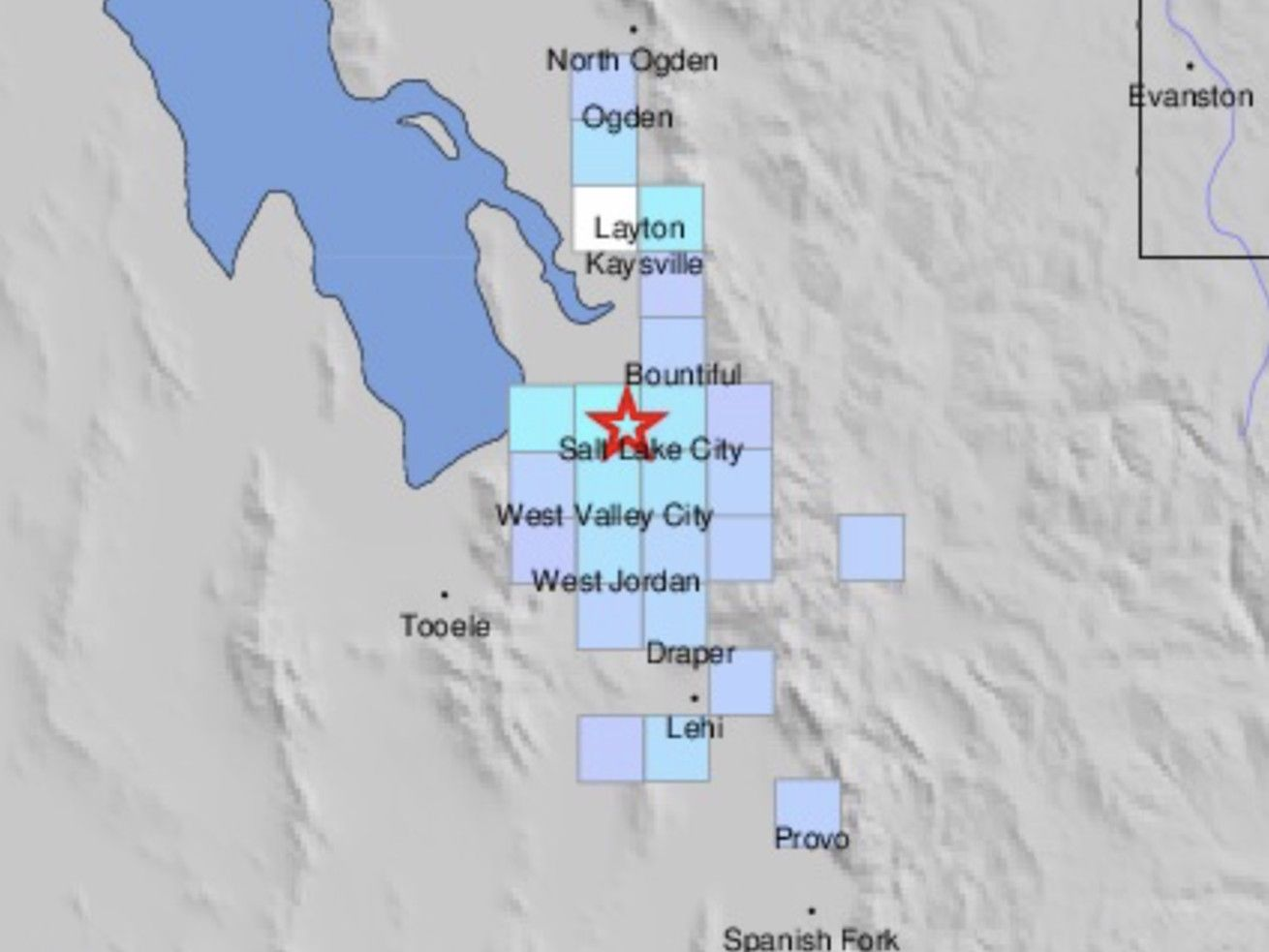 Another aftershock just hit Utah and people freaked out in