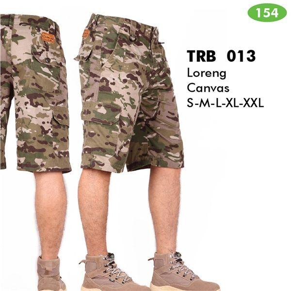 Celana Pendek Pria Loreng Cargo Shorts/Celana Santai/celana Hiking Terbaru Murah Branded Trakking TRBS013