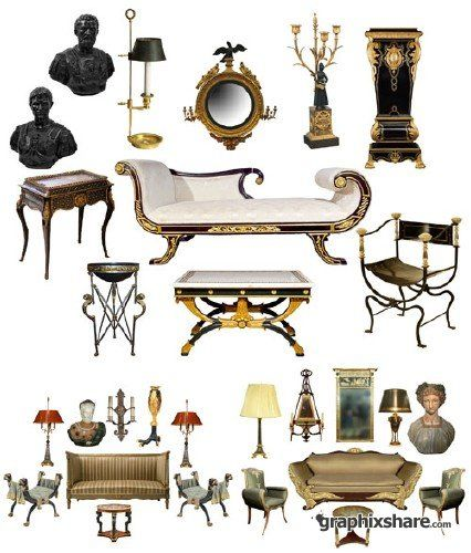 Classic collection of roman furniture bing images for Ancient roman interior decoration