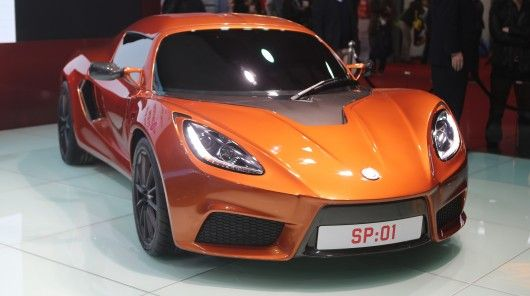 World S Fastest Electric Car The Detroit Electric Sp 01 Unveiled