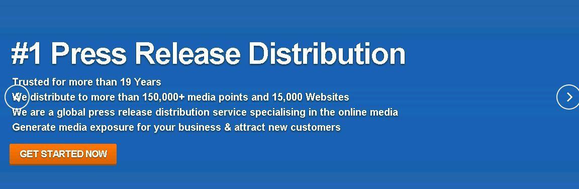 Free Press Release Distribution Service, Submit Press