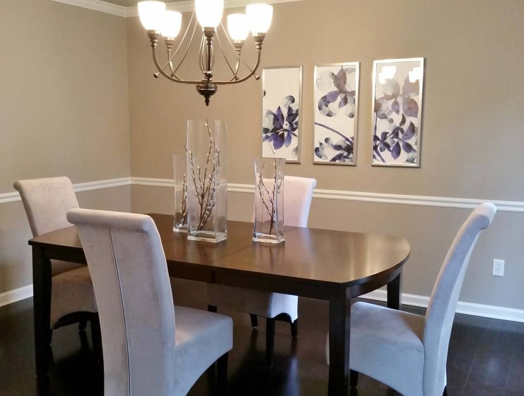 Home Staging Dining Room Atlanta