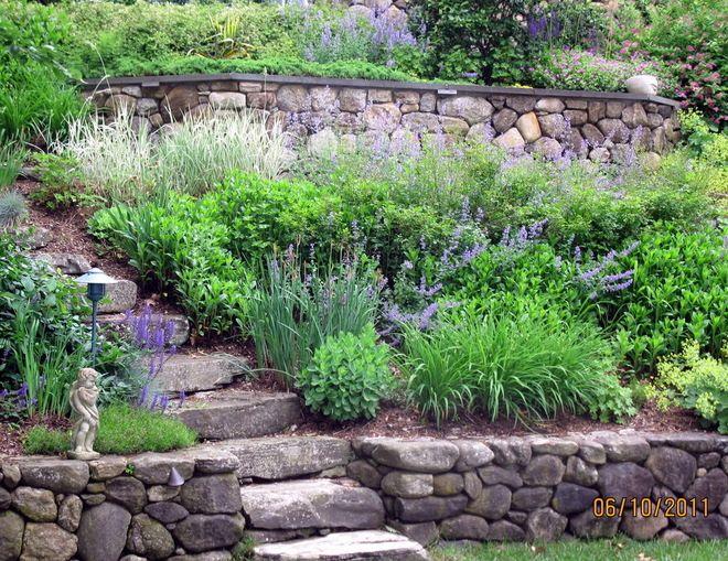 Terrazzamenti | Garden & Gardening | Pinterest | Giardino, Giardini ...