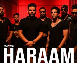 Download Haraam By Maya Mp3 Song In High Quality Vlcmusic Com Mp3 Song Songs Song Lyrics