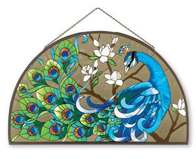 Pin Von Sandrine Evrard Auf Peacocks Farbe Fur Glas Glasmalerei Kunst Glasmalerei