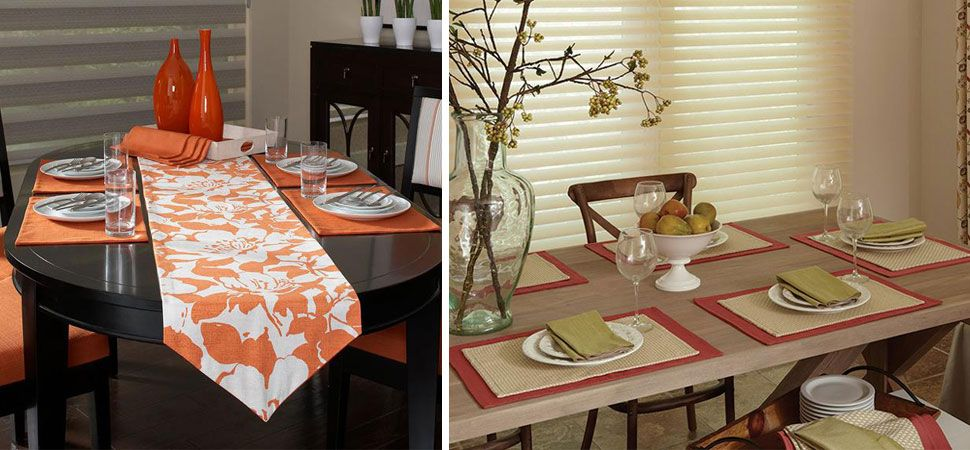 Lafayette Interior Fashions   Table Runners And Place Mats Make A Dining  Room Table Or Coffee Table Pop With Color. Consider Custom Made Ones That  You Can ...