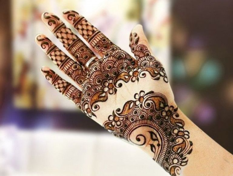 Arabic Mehndi Designs For Hand : Great arabic mehndi designs for hands mehendi