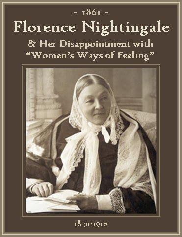 Florence Nightingale Quotes Florence Nightingale Quotes  Florence Nightengale  Pinterest