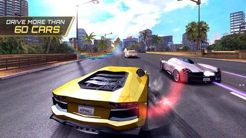 Asphalt 7 Recommended Racing Game Download App