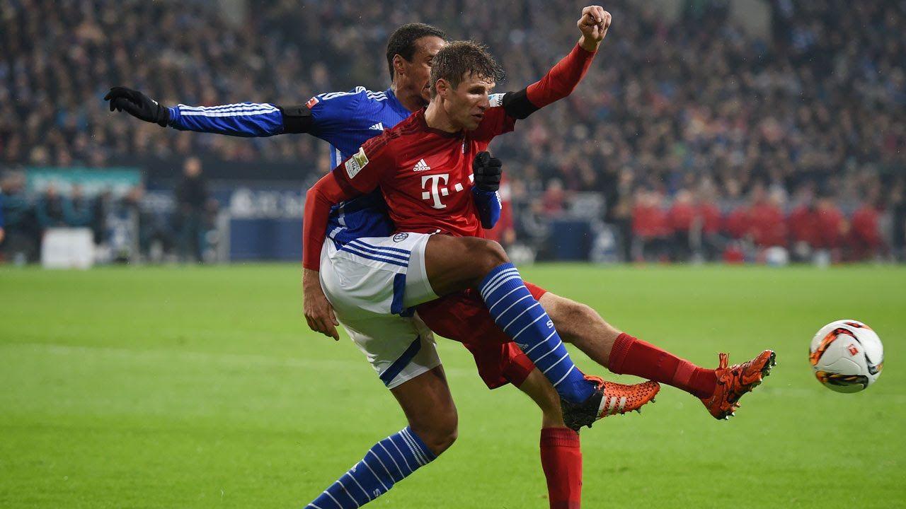 Schalke 04 vs Bayern Munich – Highlights