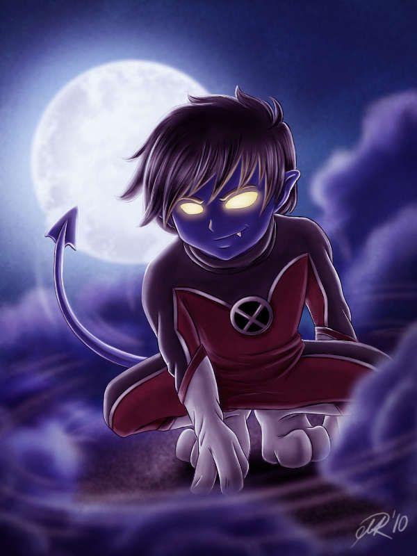 Teenage Anime-Style Avengers : Ricken