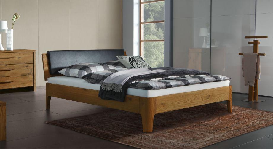 Bett Lugo Doppelbett Aus Holz Schlafzimmerrenovierung Und